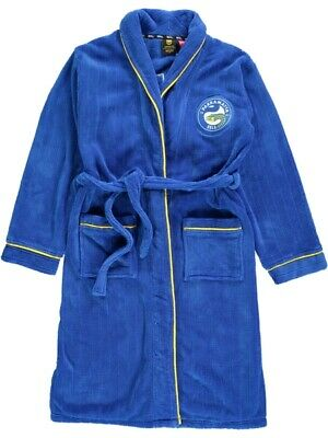 NEW EELS Nrl Youth Dressing Gown by Best&Less