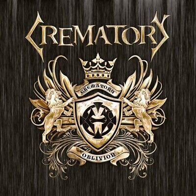 Crematory - Oblivion CD Steamhamme NEW