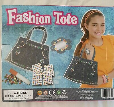 Brand New - Fashion Tote Bag Kit