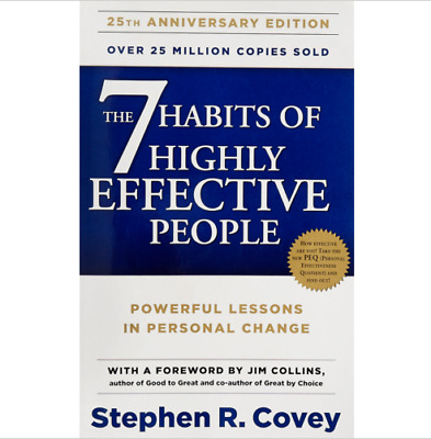 The 7 Habits of Highly Effective People by Stephen R. Covey (P_Ð_F)
