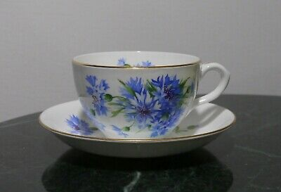 Hammersley & Co Bone China Tea Cup & a Saucer Made in England