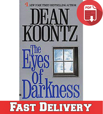 ⚡ The Eyes of Darkness by Koontz Dean {P.D.F} ⚡⚡ Instant Delivery ⚡⚡