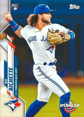 2020 Topps Opening Day 1-200 Pick Your Cards Yordan Alvarez Rc Bichette and More