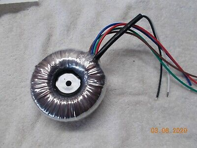 New Powertronix Aa-036556-Me Revb 120Voltstoroidal Transformer
