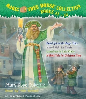 Magic Tree House Collection: Books 41-