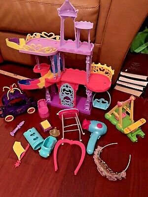 Barbie DreamHouse Doll House Pool Slide  Playset - As Shown In Photo