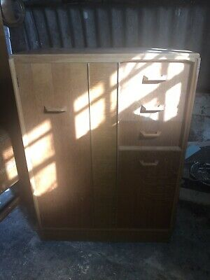 G Plan E Gomme compact Gentleman's Brandon wardrobe For Refurbishment