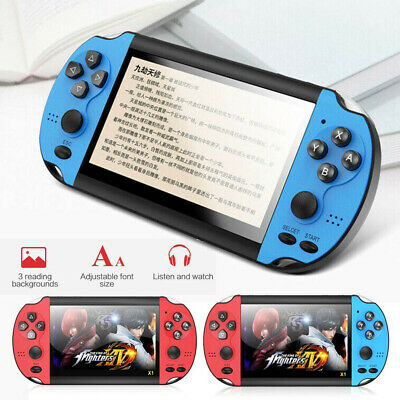 8GB Handheld PSP Console Player Built-in 10000Games 4.3'' Portable Consoles