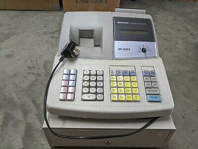 Sharp Cash Register XE-A203 XE-A303 ER-A420 Money//Note Clip Arms With Springs