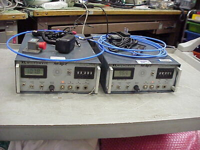Pendulum Path Align-R Microwave Alignment Gear Set - Used 2 BANDS INSTALLED