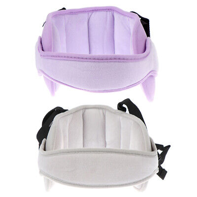 Baby Kids Head Neck Support Car Seat Belt Safety Headrest Pillow Pad ProtectorSK