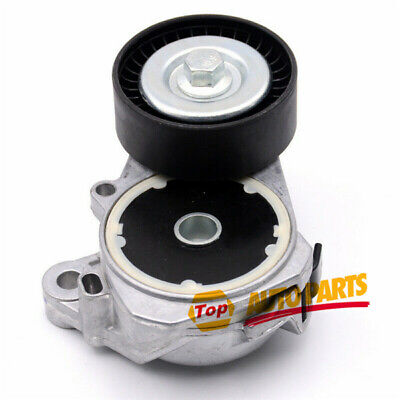 Serpentine Belt Compatible with Toyota Corolla 98-08 Fan Alternator Power Steering Idler and Tensioner