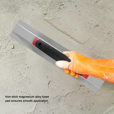 Cement Plastering Float Tile Hand Scraper Plastic Tool Concrete Finishing Trowel