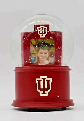 NCAA Officially Licensed N.C State University Musical Glass Waterglobe