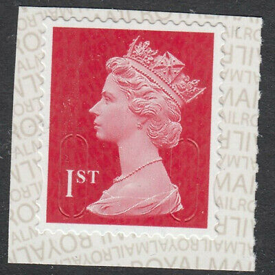 GB 2020 1st CLASS S/A BOOKLET STAMP SG.No.U3027 CODE M20L MCIL SBP2u From PM71
