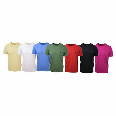 Nautica Men's Basic Everyday S/S Tee