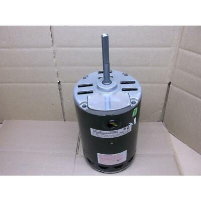 GENTEQ 33W87//F48Z09B85 1//4HP BLOWER MOTOR 208-230//60//1 SINGLE SHAFT