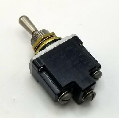 Honeywell 1TL211-7 Microswitch On/Off/On Toggle Switch