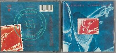 Dire Straits - On Every Street (CD, Sep-1991, Warner Frères