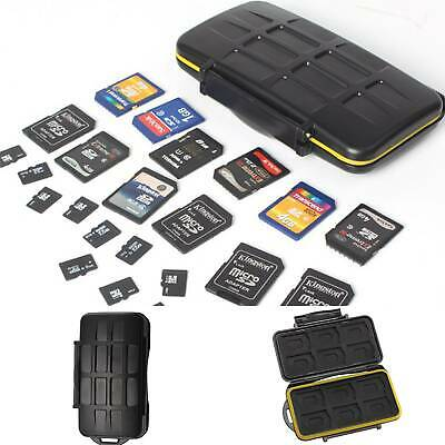 Waterproof SD Memory Professional Card Protection Wallet Holder Carrying Case