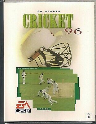 E A Sports - Cricket 96  - CD