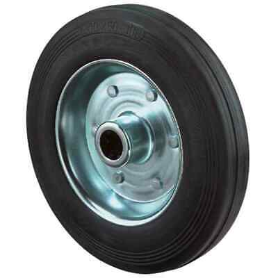 Spare Tire for Bracket Wheel 80mm Rubber Carrying Capacity 50kg Reel Castors Top