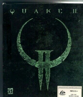 Quake II & Mission Pack - The Reckoning - CD