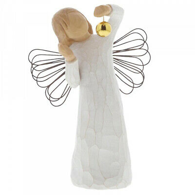 NEW Angel of Wonder Figurative Sculpture - Willow Tree by Susan Lordi