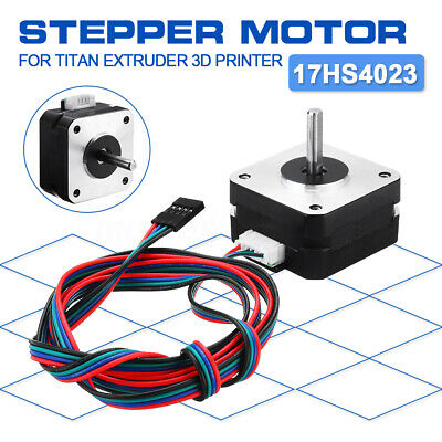 For  Extruder 3D Printer Nema 17 Stepper Motor 2 Phase 12V Mini Short Body N D