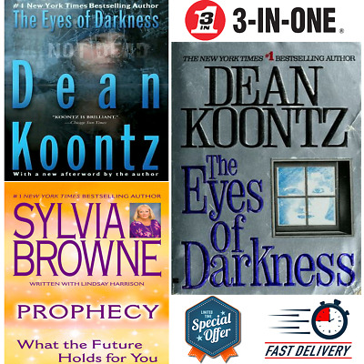 3 in One The Eyes of Darkness &The eyes of darkness by Dean Koontz E-BΟΟΚ🔥P.D.F