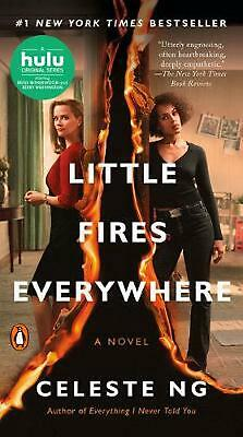 Little Fires Everywhere (movie Tie-in) by Celeste Ng (English) Paperback Book Fr