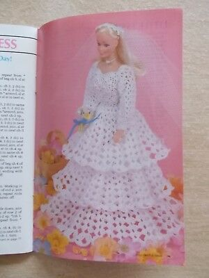 Annie's Showcase of Needlecraft #4~22 Crochet & Sewing Patterns~DOLLS