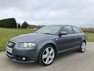 audi a3 tfsi s line FULLY LOADED