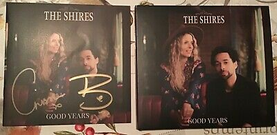 The Shires Good Years Cd Brand New And Signed