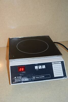Fisher Scientific I R 6100 Ir6100 Infrared Hot Plate