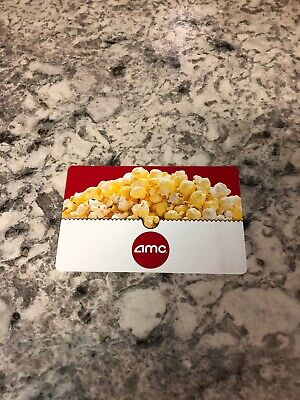 $25 AMC Gift Card! Free Shipping!