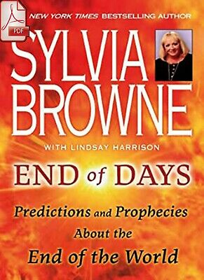 📔End of Days: Predictions and Prophecies About the End of the World [P.D.F]🔥📔