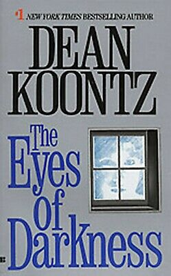 📔The Eyes Of Darkness By Dean Koontz [P.D.F]📔