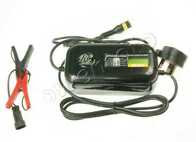 BC 12v Battery Charger and Tester Bravo 1500 Maintainer - UK Plug