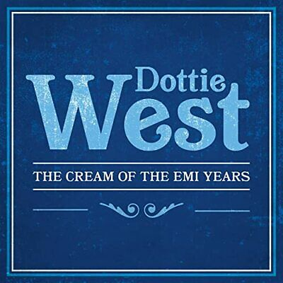 DOTTIE WEST THE CREAM OF THE EMI YEARS 2-CD SET (Released March 20th 2020)