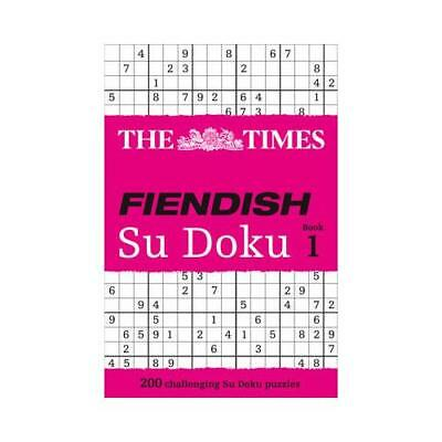 The Times Fiendish Su Doku Book 1 by Wayne Gould (complication)