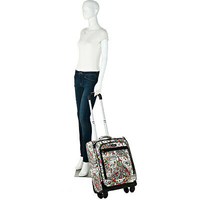 Sakroots Artist Circle Rolling Carry On 3 Colors Softside Carry-On NEW