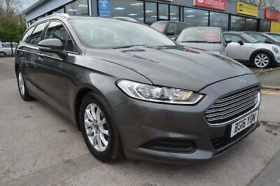 2016 Ford Mondeo 2.0 TDCi ECOnetic Style (s/s) 5dr