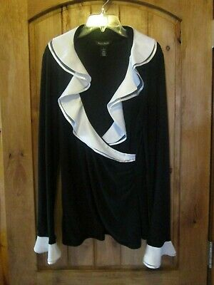 ~ Beautiful Knit Blouse from WHITE HOUSE/BLACK MARKET ~ Size M ~