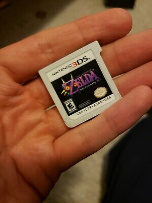 The Legend of Zelda: Majora's Mask 3D (3DS) (Cartridge Only) (Tested)