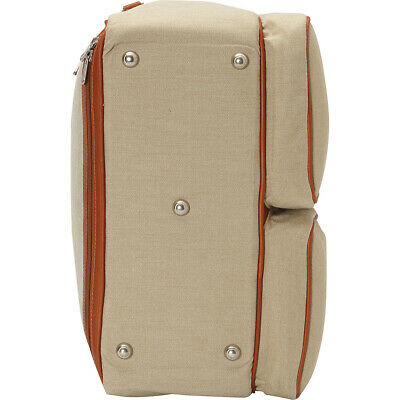 Piel Carry-On with Pockets 3 Colors Travel Duffel NEW