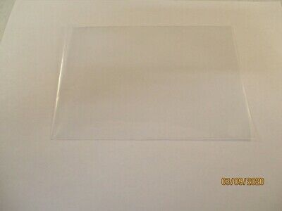 LOT OF APPROXIMATELY 1500 POSTCARD PLASTIC SLEEVES - 4 1/2 x 6 1/4 #3