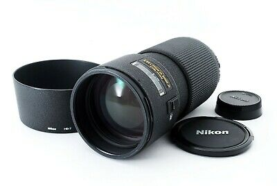 Nikon Zoom NIKKOR AF 80-200mm f/2.8 D ED Lens From JAPAN [Exc] #220A 322