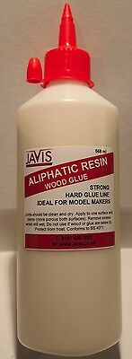 Aliphatic Resin Glue Large 568ml Woodworkers & Modelmakers Very Strong Wood Glue