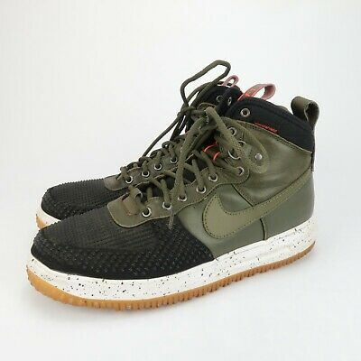 prometedor atlántico ampliar  Sneaker NIB NEW Men's Nike AF1 LF1 Lunar Force 1 Duckboot 916682 002 Shoes  Black Kleidung & Accessoires thelanguagemall.org
